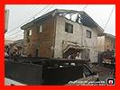 عملیات 19 آتش نشان در پی آتش سوزی خانه ویلایی در جماران/ آتش نشانی رشت